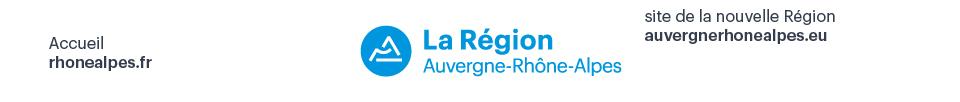 Région Auvergne Rhônes Alpes