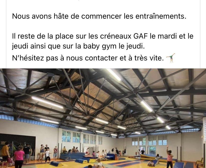 CLUB DE GYM PASSAMAINTY A MAYOTTE